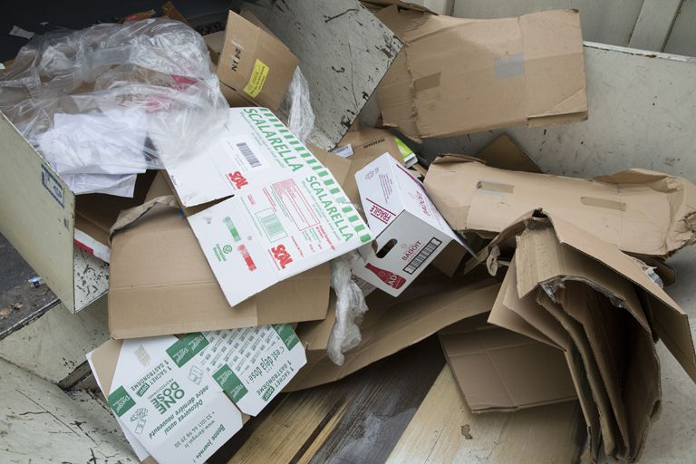 recyclage cartons