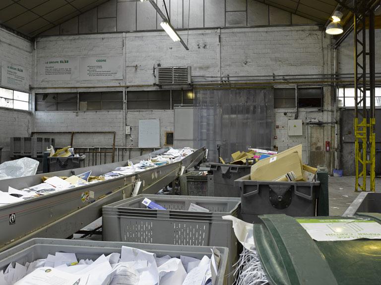 Procesus de recyclage