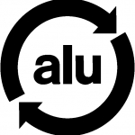 Logo recyclage Aluminium