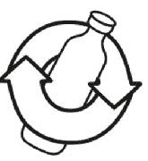 Logo verre recyclage