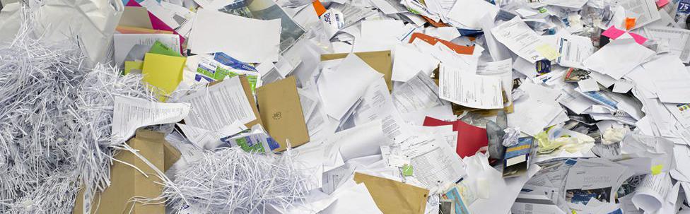 recyclage papier