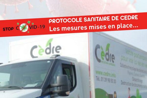 Protocole sanitaire COVID