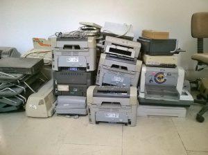 vieilles Imprimantes