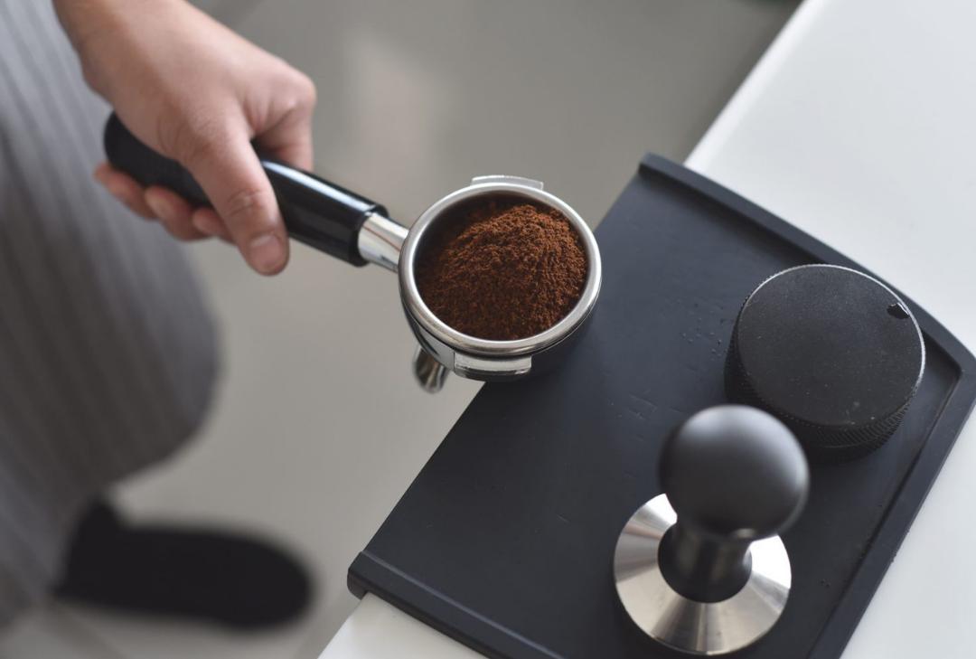café préparation marc de café café moulu