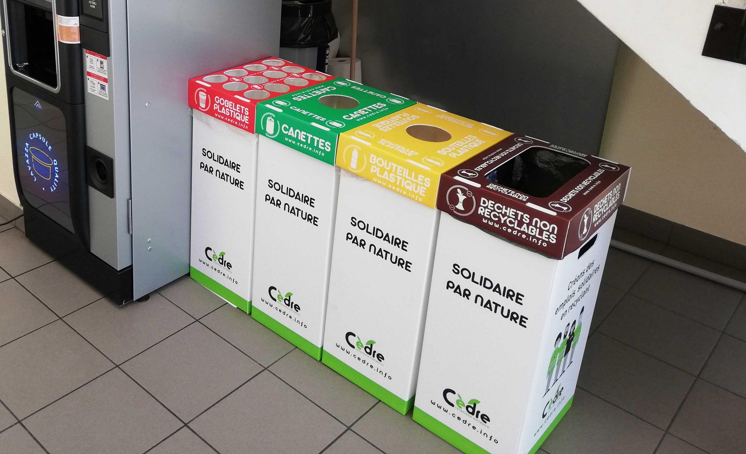 Akilux recyclage