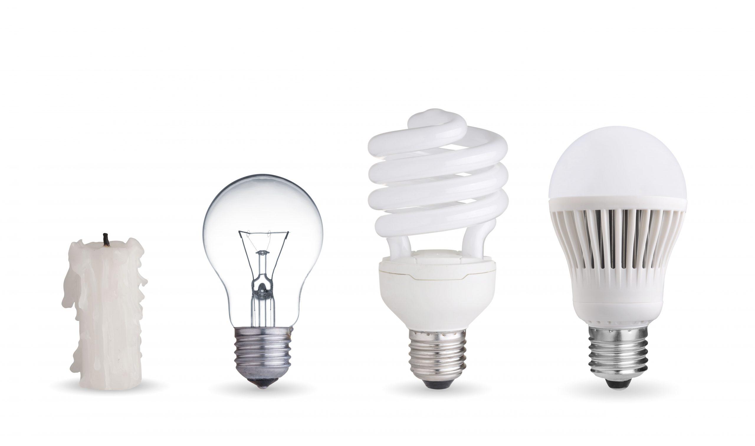 Recyclage des ampoules au bureau en enreprise