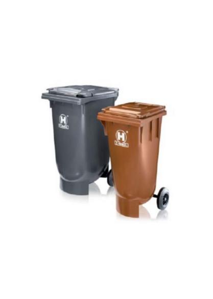 Bacs biodéchets dechets poubelle bio organique