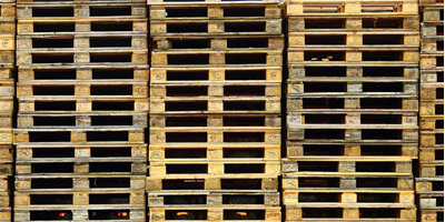 Palettes en bois à recycler en entreprise