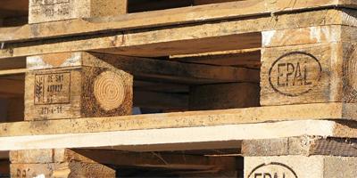 Recyclage des palettes bois normes EPAL