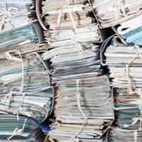 Désarchivage papier de bureau en entreprise