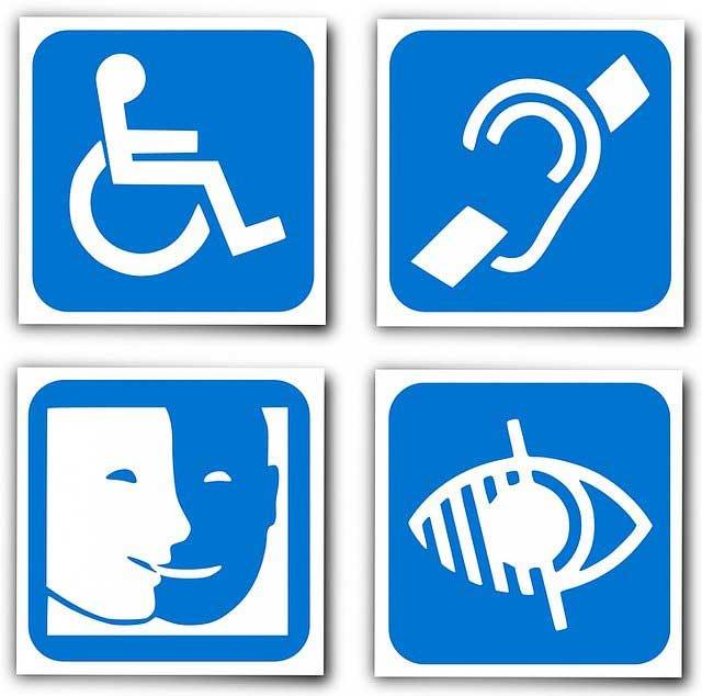 Logos Handicap Entreprise adaptée